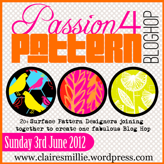 Veronica Galbraith on Passion 4 Pattern Blog Hop | Pitter Pattern