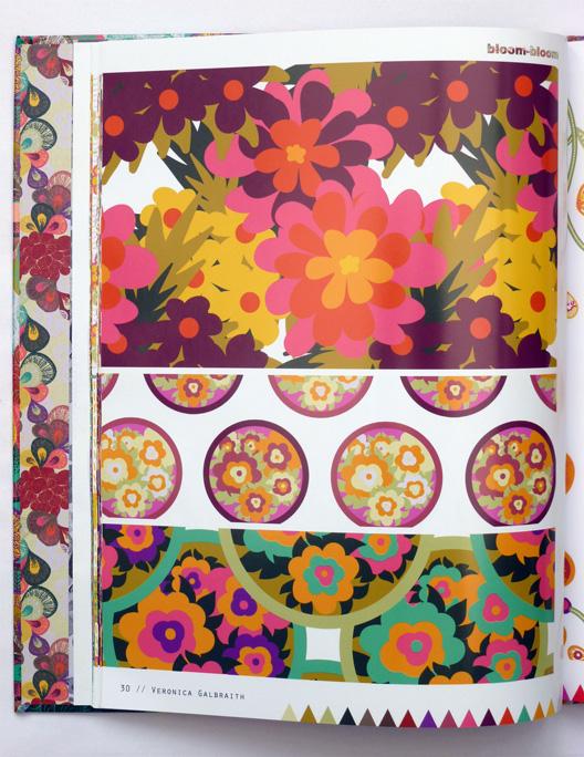 Veronica Galbraith on Texitura magazine [2] | Pitter Pattern