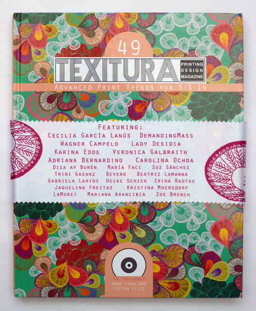 Veronica Galbraith on Texitura magazine [1] | Pitter Pattern