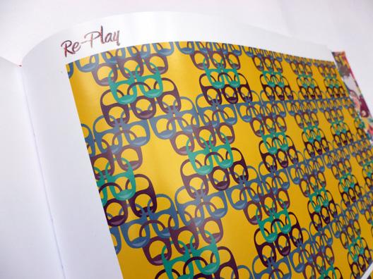 Veronica Galbraith on Texitura magazine [13] | Pitter Pattern