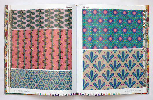 Veronica Galbraith on Texitura magazine [5] | Pitter Pattern