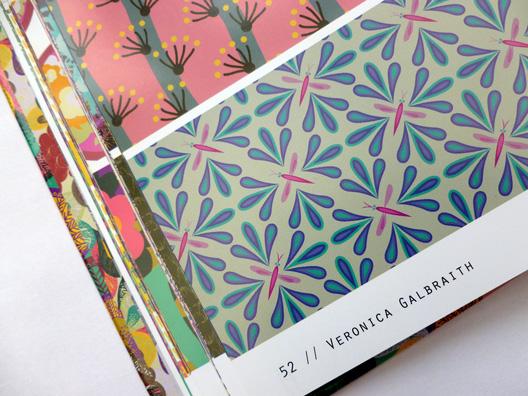 Veronica Galbraith on Texitura magazine [7] | Pitter Pattern