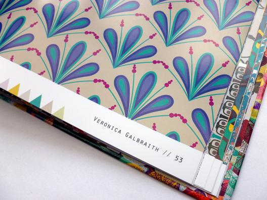 Veronica Galbraith on Texitura magazine [9] | Pitter Pattern