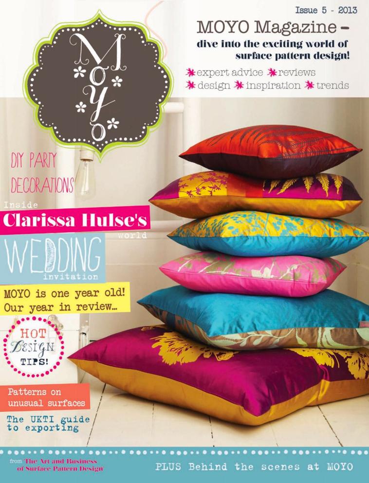 Issue 5 Moyo Magazine | Pitter Pattern