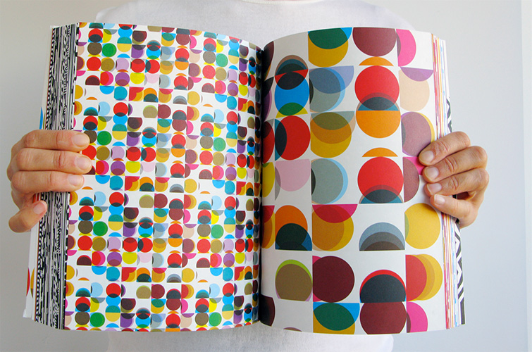 Geometric Pattern Book by Kapitza | Pitter Pattern