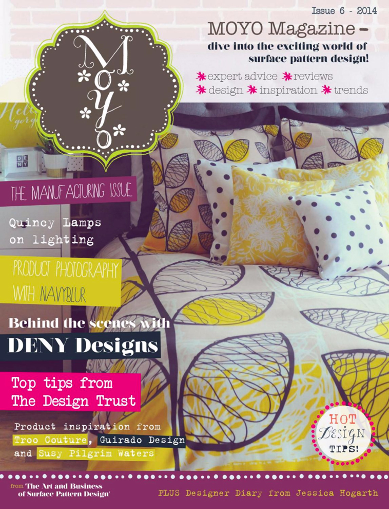 Issue 6 Moyo Magazine | Pitter Pattern