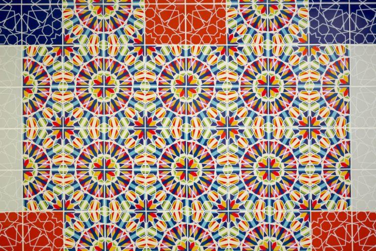 Carousel Wall by David David - London Design Festival   Pitter Pattern