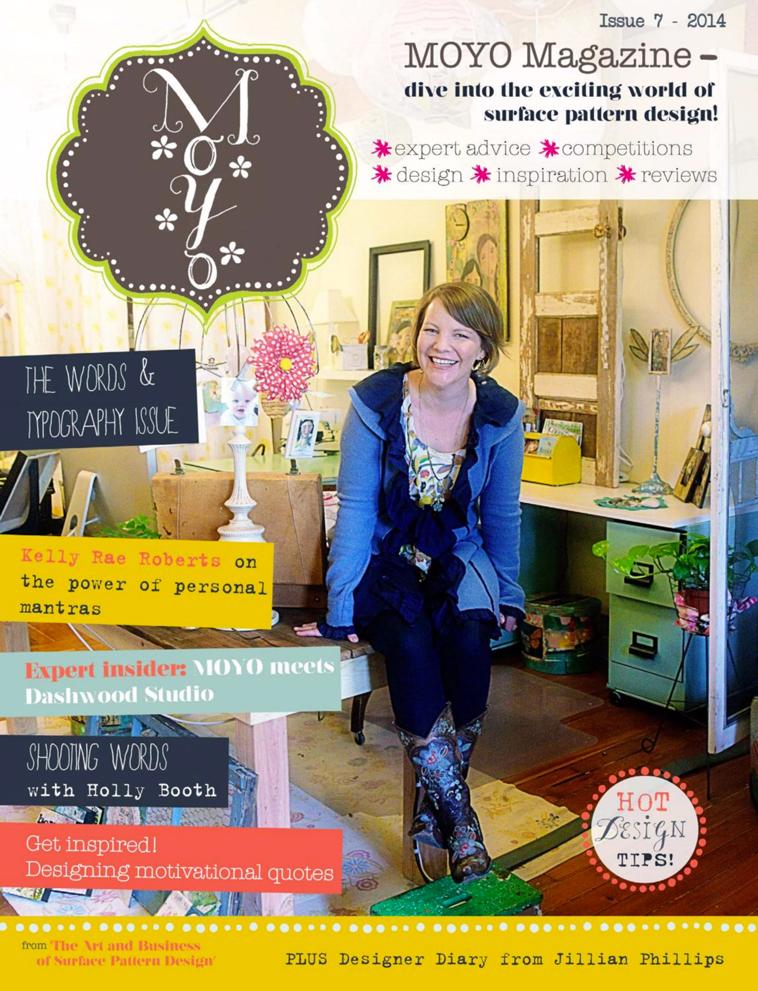Issue 7 Moyo Magazine | Pitter Pattern