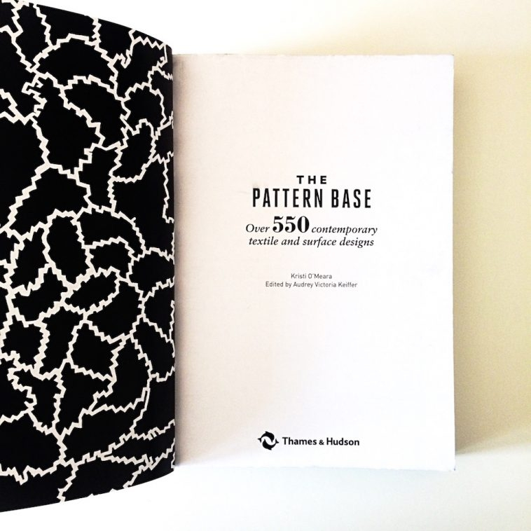 Veronica Galbraith on The Pattern Base book [2] | Pitter Pattern