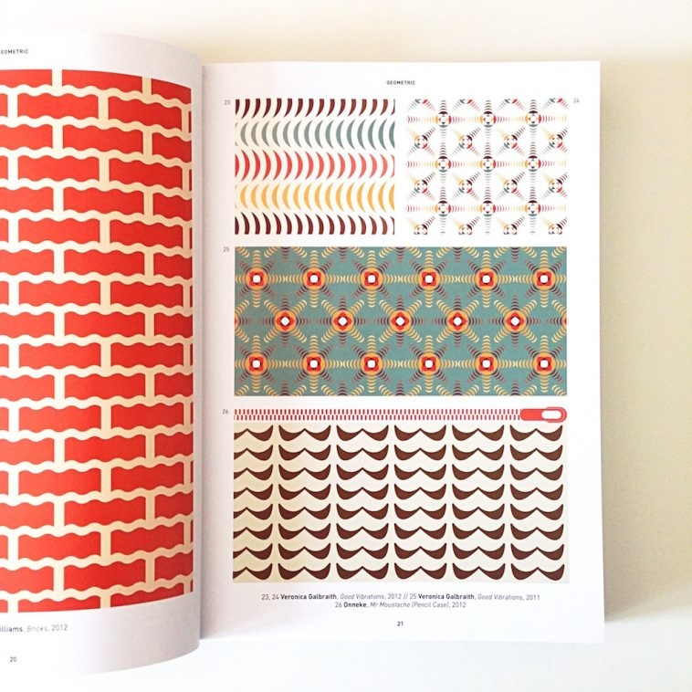 Veronica Galbraith on The Pattern Base book [3] | Pitter Pattern
