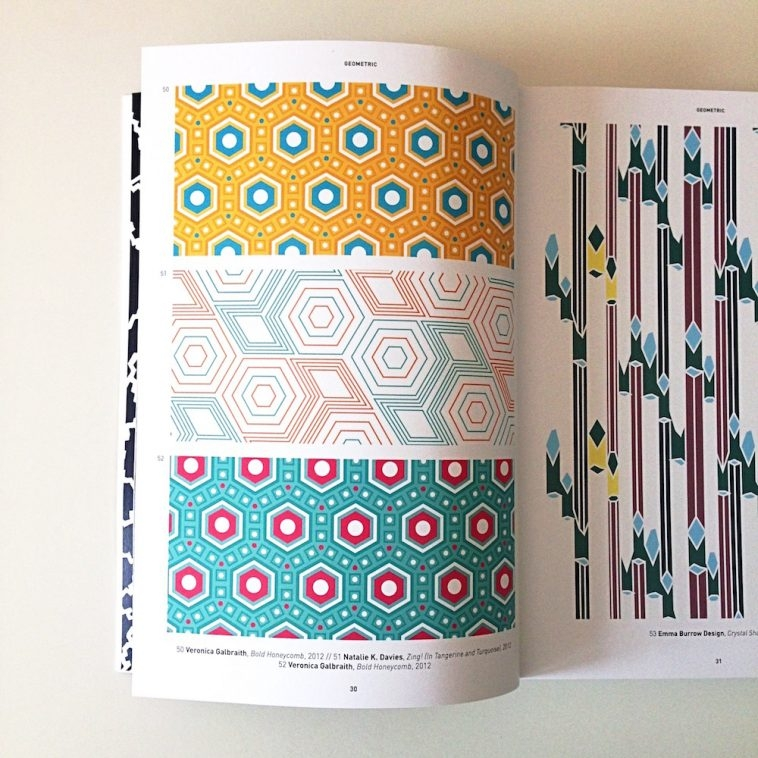 Veronica Galbraith on The Pattern Base book [4] | Pitter Pattern