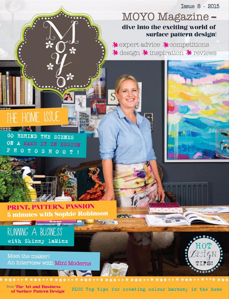 Issue 8 Moyo Magazine | Pitter Pattern