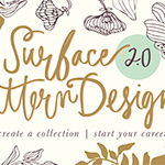Surface Pattern Design 2.0: Design a Collection | Start a Career with Bonnie Christine | Pitter Pattern