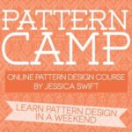 Pattern Camp - Online pattern design course by Jessica Swift | Pitter Pattern