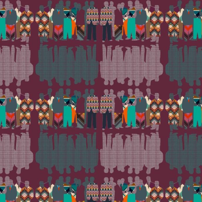 Laura Buchanan [Man Dear I] on Pitter Pattern
