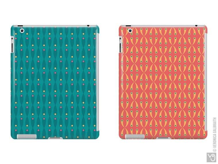 Veronica Galbraith • Surface Pattern Designer • iPad Cases • Redbubble