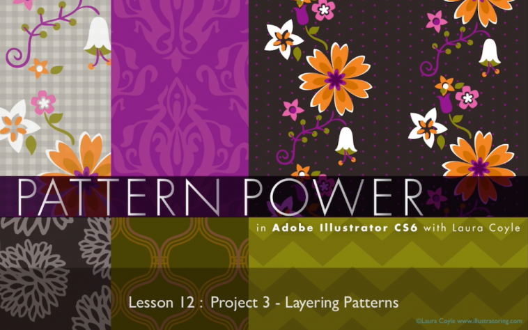 Illustrator classes by Laura Coyle | Pitter Pattern