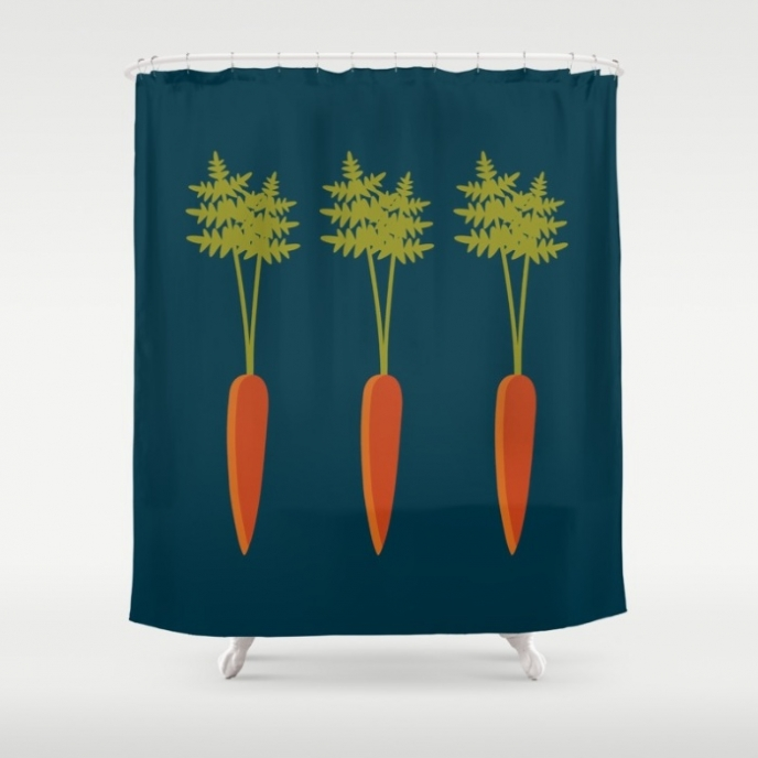 Shower Curtain by Veronica Galbraith for sale on Society6 | Pitter Pattern