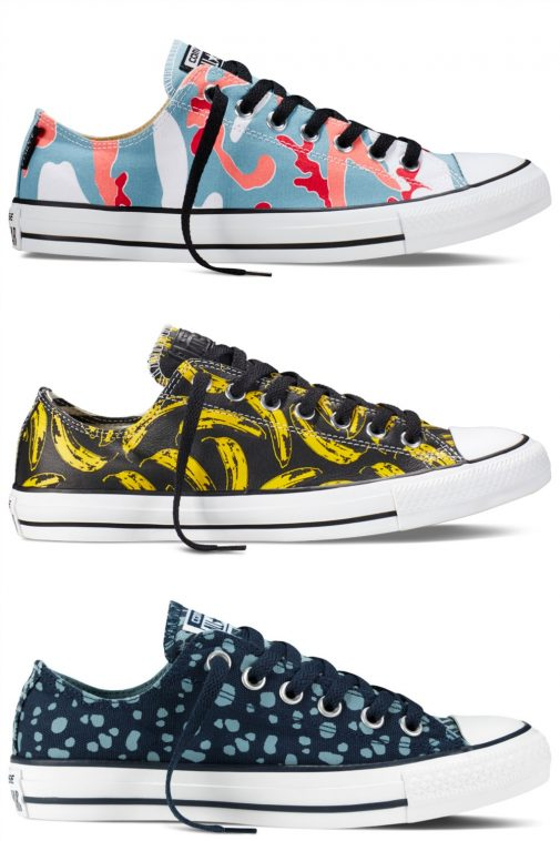 Converse - Patterned Trainers | Pitter Pattern [1]