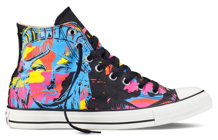 30 of the coolest patterned trainers