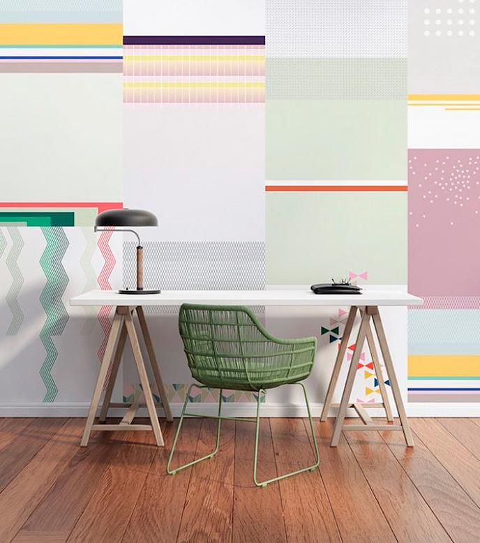 Designer highlight • All The Fruits - Wallpaper [2] | Pitter Pattern