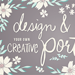 Design & Bind Your Own Creative Portfolio with Bonnie Christine | Pitter Pattern