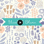 Pattern Design - Bring Your Artwork to Life on Products with Elizabeth Olwen | Pitter Pattern
