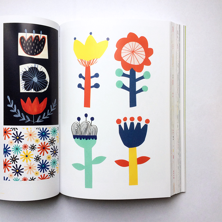 Print & Pattern Nature book [Herbert Green] | Pitter Pattern