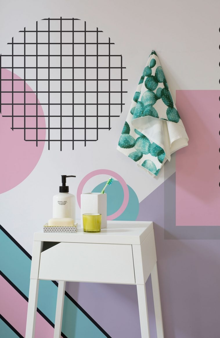 80s interior design style 80s wallpaper wonderful and daring decor for the brave 10326