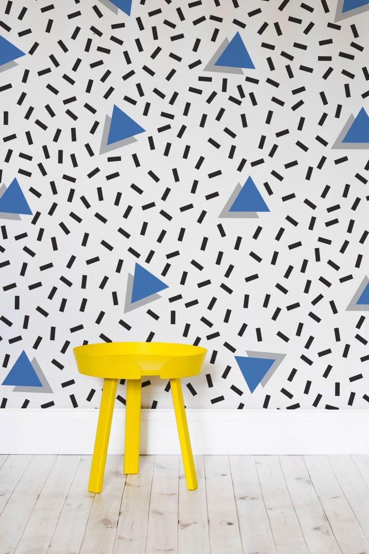 80s Wallpaper - Memphis Style [7]   Pitter Pattern