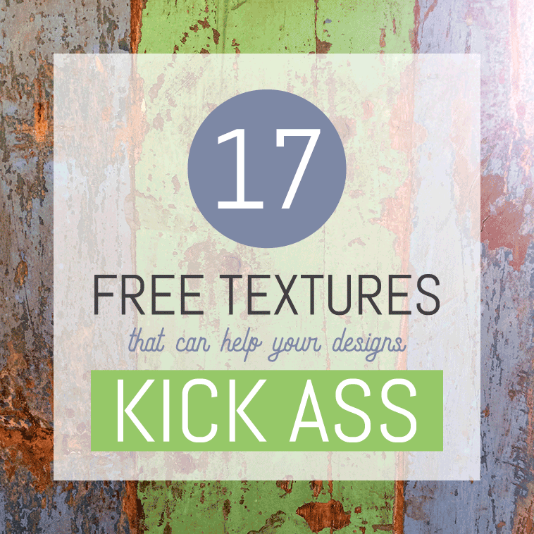 17 free textures that can help your designs kick ass | Pitter Pattern