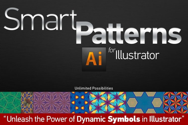 Design patterns with Smart Patterns for Illustrator | Pitter Pattern