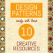 Design patterns easily with these 10 creative resources | Pitter Pattern