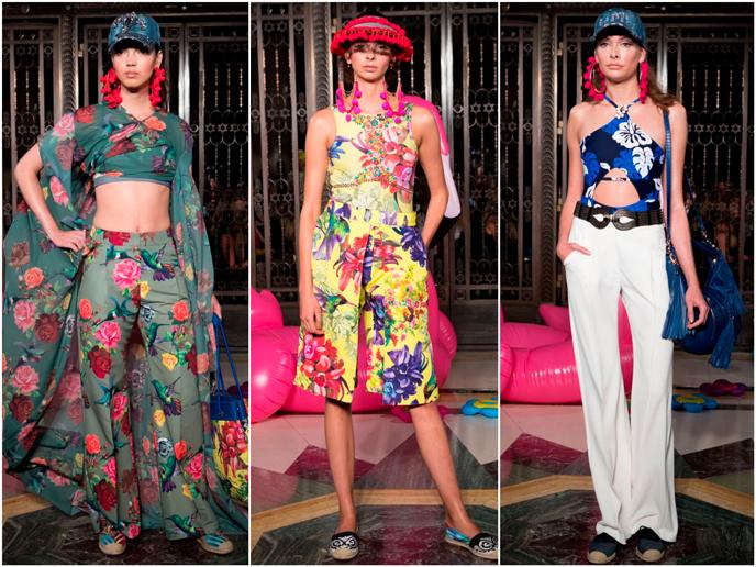 Ashley Isham - Fashion prints S/S 17 collection | Pitter Pattern