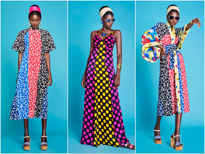 Duro Olowu - Fashion prints S/S 17 collection | Pitter Pattern