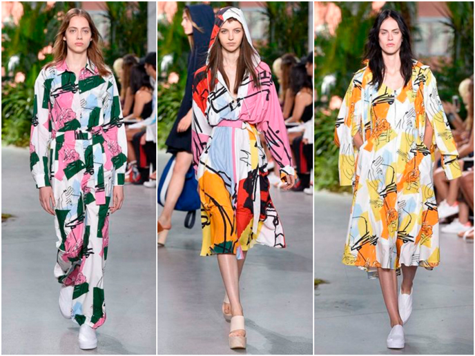 Lacoste - Fashion prints S/S 17 collection | Pitter Pattern