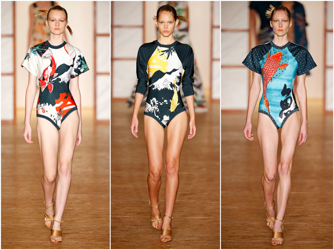 Lenny Niemeyer - Fashion prints S/S 17 collection | Pitter Pattern