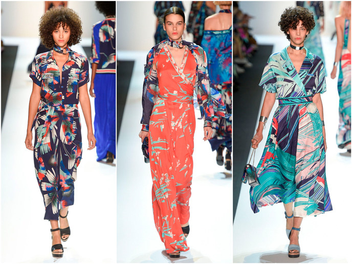 Leonard - Fashion prints S/S 17 collection | Pitter Pattern