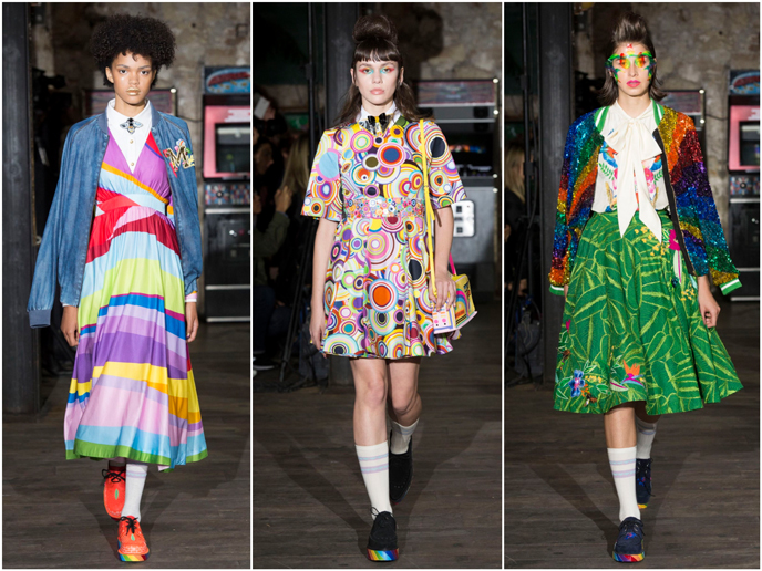 Manish Arora - Fashion prints S/S 17 collection | Pitter Pattern