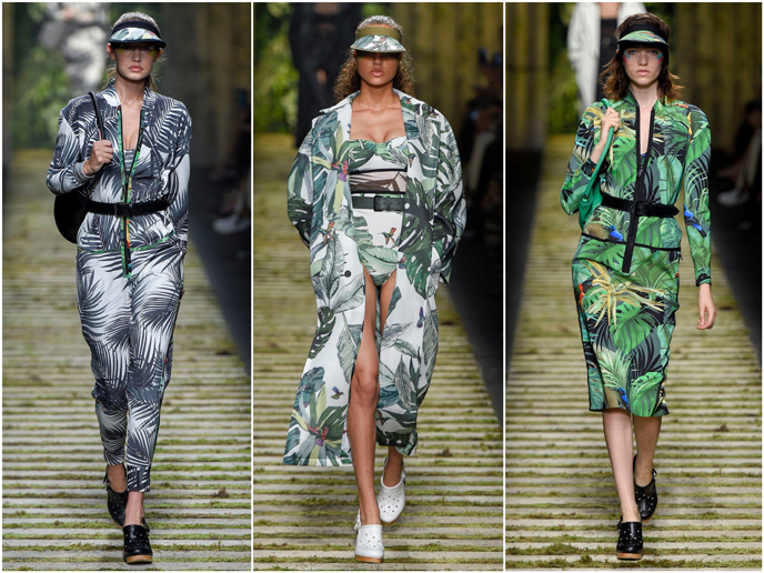 Max Mara - Fashion prints S/S 17 collection | Pitter Pattern