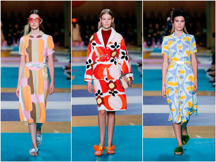 Miu Miu - Fashion prints S/S 17 collection | Pitter Pattern