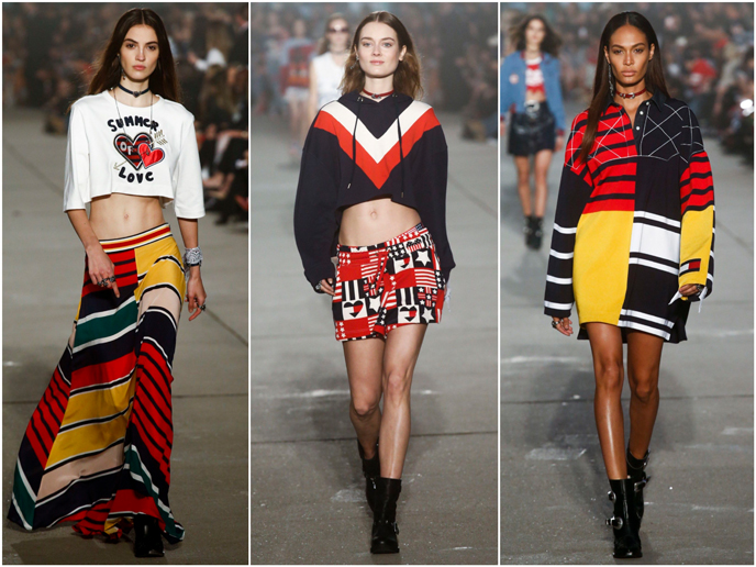 Tommy Hilfiger - Fashion prints S/S 17 collection | Pitter Pattern