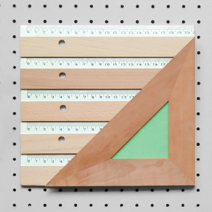 Present & Correct - Stationery Composition [14] | Pitter Pattern