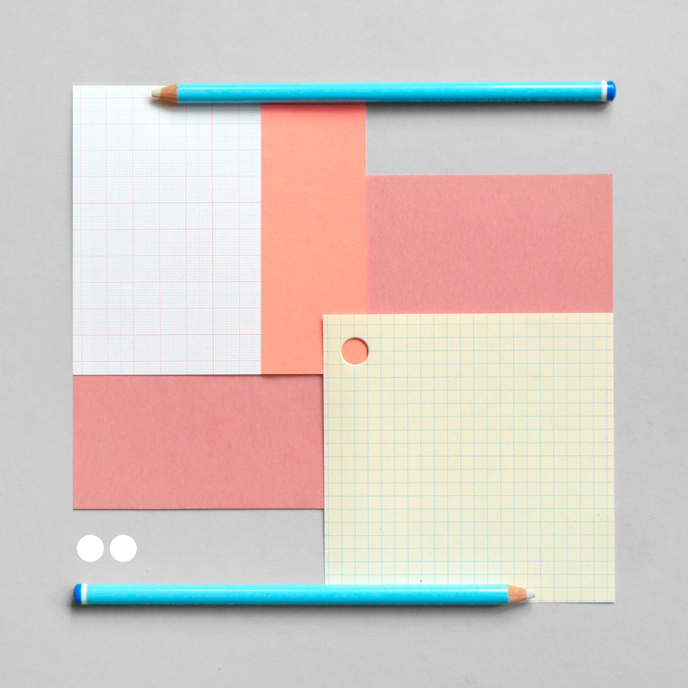 Present & Correct - Stationery Composition [20] | Pitter Pattern
