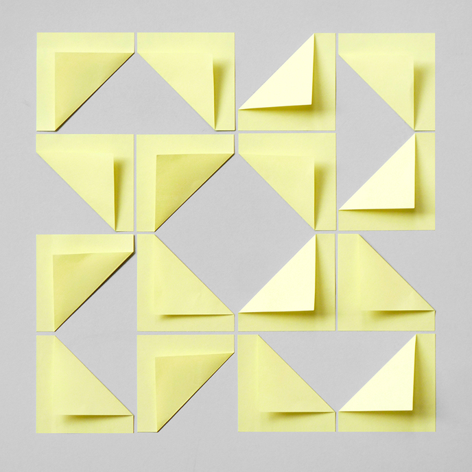 Present & Correct - Stationery Composition [22] | Pitter Pattern