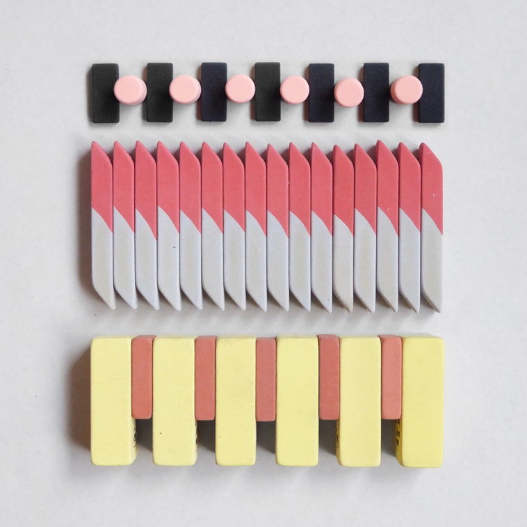 Present & Correct - Stationery Compositions | Pitter Pattern