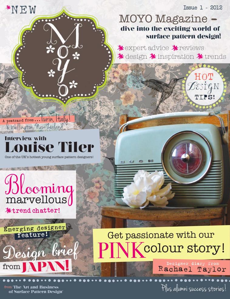Issue 1 Moyo online magazine | Pitter Pattern