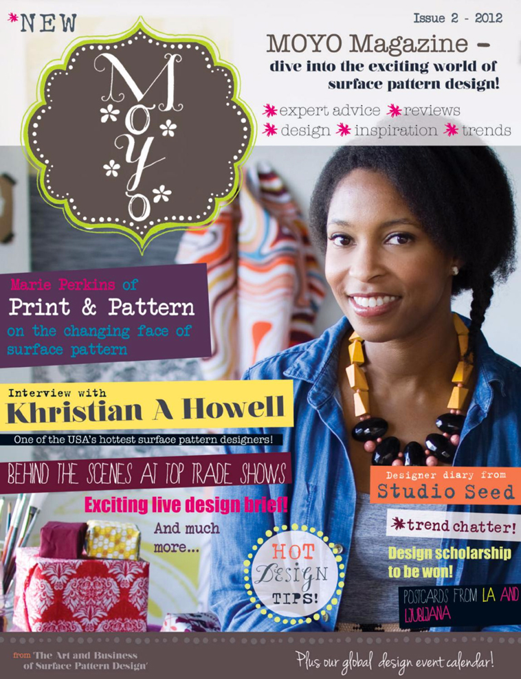 Issue 2 Moyo Magazine | Pitter Pattern