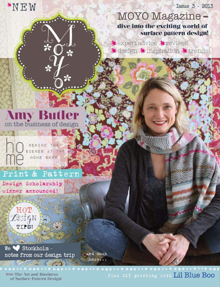 Issue 3 Moyo Magazine | Pitter Pattern