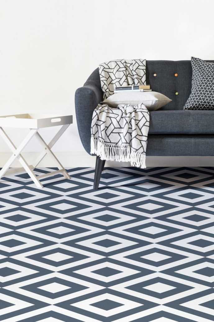 Atrafloor Vinyl Flooring - Argyle interior | Pitter Pattern